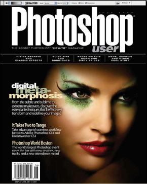 Revista Photoshop Junio 07